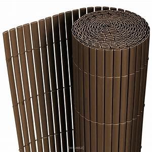 Balkon Sichtschutz Holz : neu holz pvc sichtschutzmatte sichtschutz windschutz ~ Watch28wear.com Haus und Dekorationen