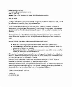 sample sales cover letter 10 examples in word pdf With cover letter examples for sales assistant no experience