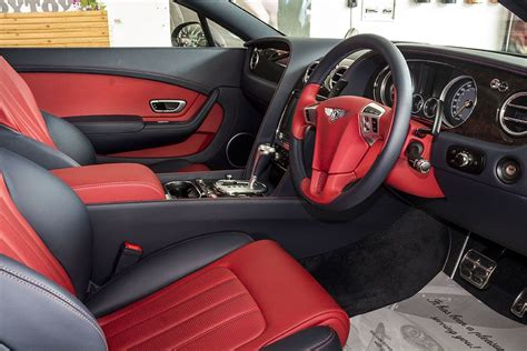 bentley continental gt india  magus cars bentley continental gt  red  black custom