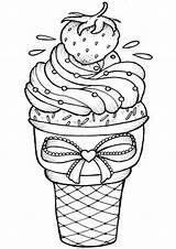 Coloring Ice Cream Printable Cone Tulamama Colouring Awesome Unicorn Empty Inspirational Amp Sheet Staggering sketch template