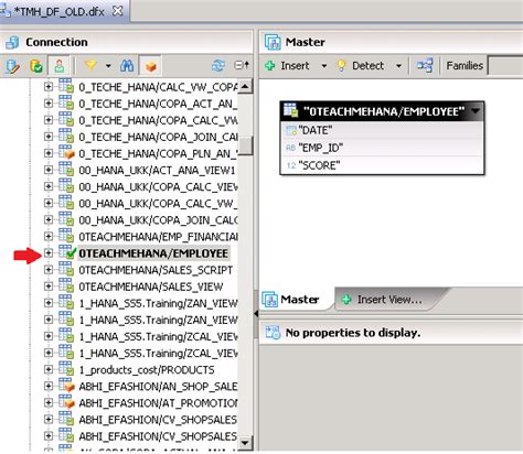 Sap Business Objects Information Design Tool