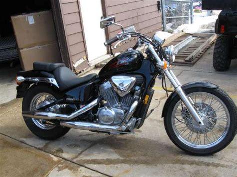 2002 Honda Vt600c Shadow Vlx