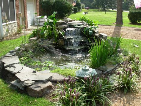 ponds for backyard with waterfall small backyard ponds and waterfalls front yard waterfall pond aquascape ponds pinterest