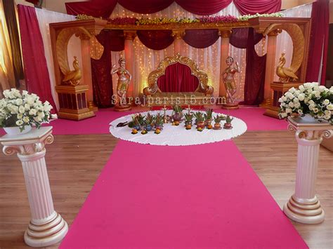 decoration mariage hindou