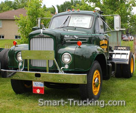 Mack The Clifford Truck Show
