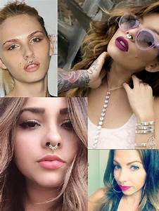 Piercings Chart Septum Piercing Top 10 Facts About The New Trend