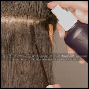 Individual Strand Hair Extensions