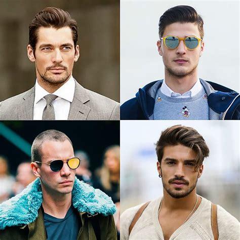 corte de cabelo masculino ideal para cada tipo de rosto