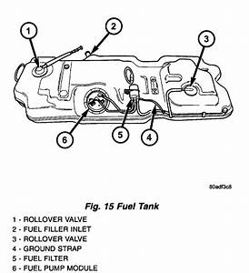 Are There Any Drawings As To Where The Fuel Filter Is