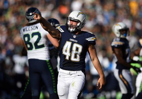 Chargers Lose Another Player To Injured Reserve List