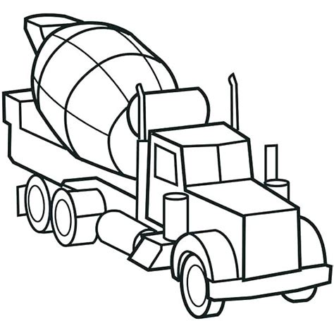 big truck coloring pages  getcoloringscom  printable colorings pages  print  color
