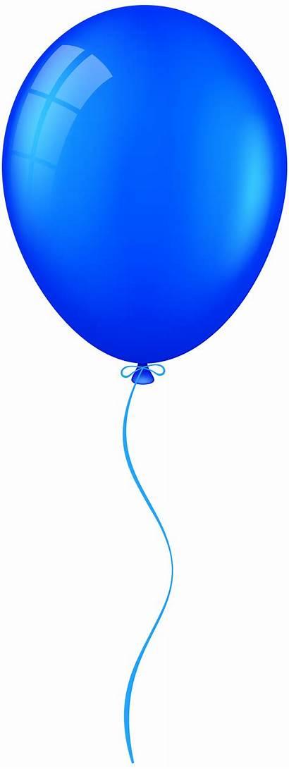 Balloon Clip Transparent Clipart Balloons Ballon Cartoon