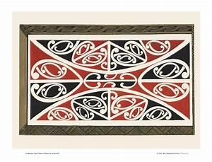 Maori Patterns Design 26 for Sale