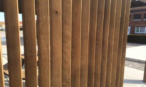 houten lamellen pergola houten lamellen terrasoverkapping veldman zonwering