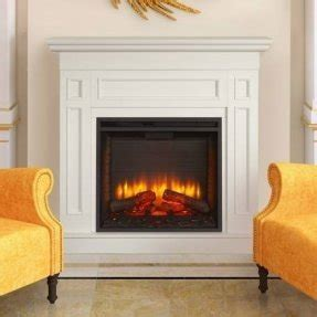 electric fireplace mantel packages foter