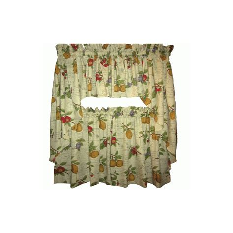 country fruit kitchen curtain curtain draperycom