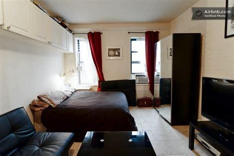Tiny Studio Apartment In Nyc