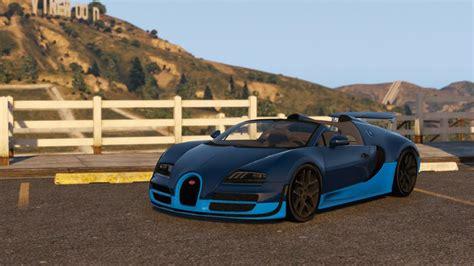 Gta 5 Bugatti Name by Gta 5 Bugatti Veyron Vitesse Mod Gtainside