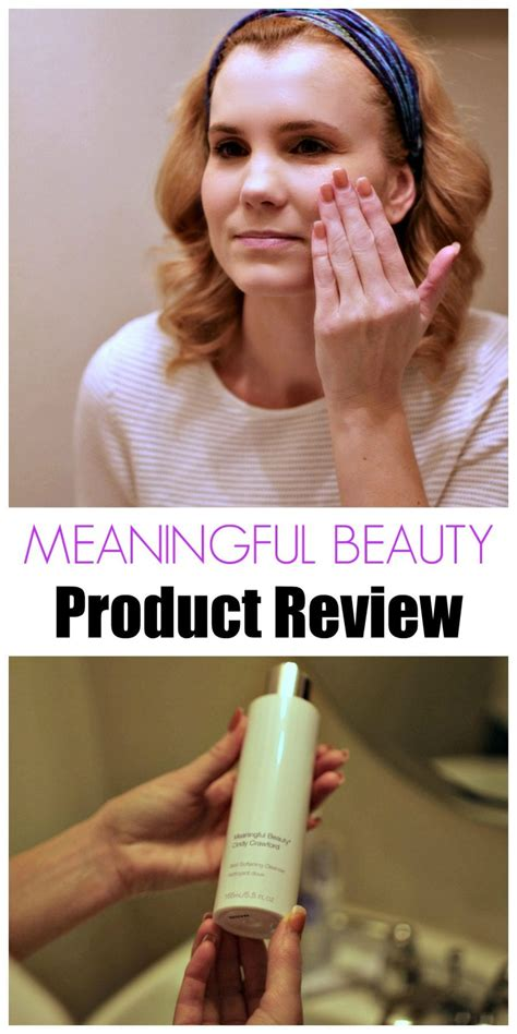 meaningful beauty product review mom fabulous
