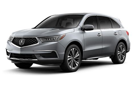 Acura Mdx Per Gallon by 2017 Acura Mdx Central Acura Dealers Third Row