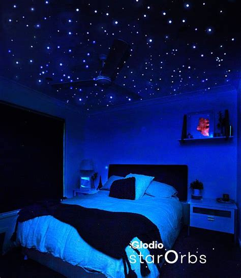 Galaxy Wallpaper For Ceiling by Glow In The Ceiling Decals For Galaxy Wall