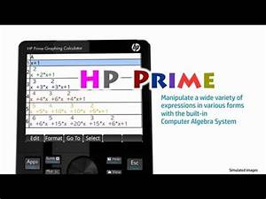 Hp Prime Graphing Calculator Vs Ti 84  hp prime review  cam 3 review