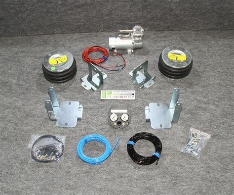 suspension pneumatique cing car ford transit suspension