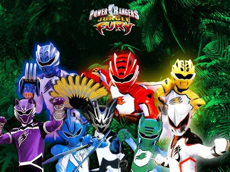 power rangers my hero zone