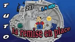 Embrayage 206 1 4 Hdi : changer un embrayage partie 2 207 206 biper berlingo c3 1 4 hdi de a z youtube ~ Melissatoandfro.com Idées de Décoration