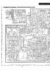 Sharp 14r2 14r2b Service Manual Free Download  Schematics