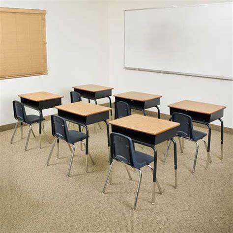 ecr4kids classroom package 20 open front desks 20