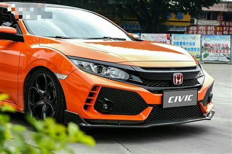 ikon front lip   civic hatchback   page