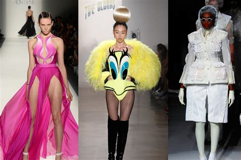 The 8 Most Outrageous Looks From New York Fashion Week