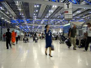 File:Suvarnabhumi Airport Departures Hall Bangkok Thailand ...