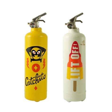 fire design extinguishers