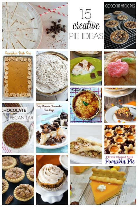 pie ideas for thanksgiving making the world cuter one party diy recipe or crafty thing at a time