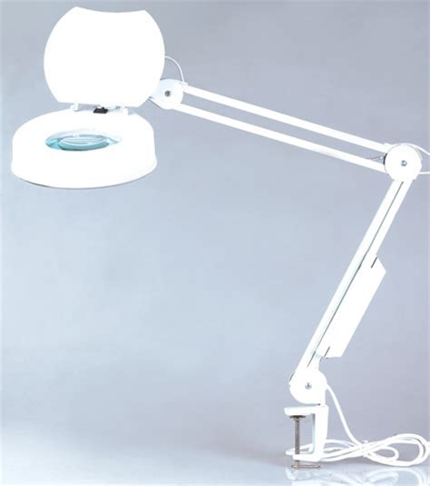 3 diopter illuminated led magnifying l latest 8608l ebay