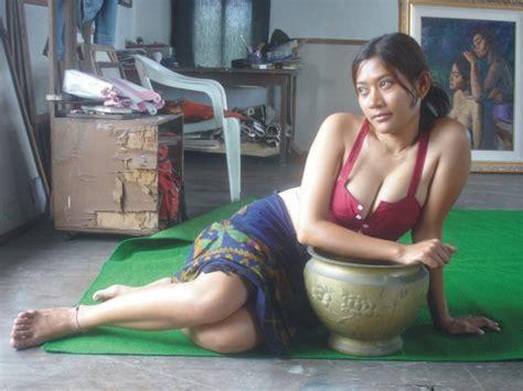 Black Magic Woman Model Lukisan Telanjang Di Bali Pictures