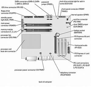 Inspiron 530 Motherboard Diagram