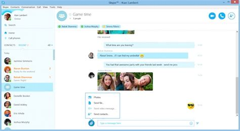 skype bureau windows skype va abandonner application avec l 39 interface