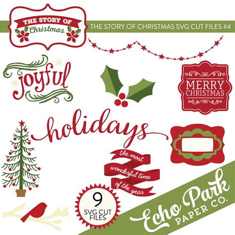 The Christmas Story Svg  – 111+ SVG PNG EPS DXF File