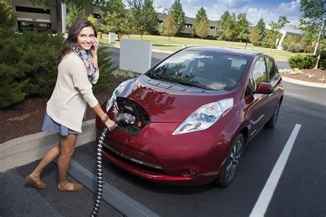 Top Electric Vehicles by 10 Top Cities For Driving Electric Vehicles In America