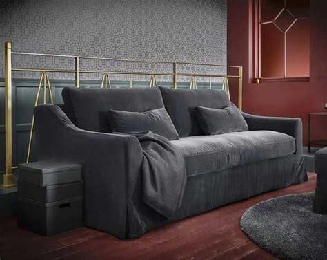 ikea farlov sofa  gray ikea sofa living room sofa