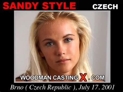 Sandy Style On Woodman Casting X Official Website