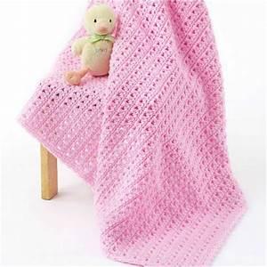 One Crochet Skein Blanket for Babies - STYLESIDEA