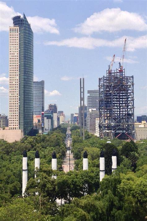 Paseo De La Reforma  Wikipedia, La Enciclopedia Libre