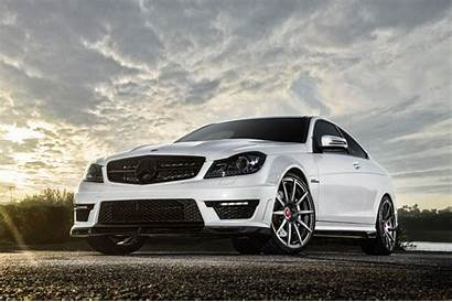 Amg Mercedes Wallpapers C63 Benz Tuning Coupe