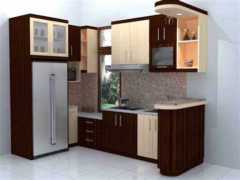 contoh gambar desain dapur minimalis sederhana
