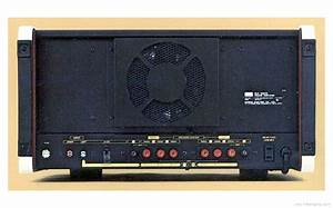 Sansui Ba Mono Power Amplifier Manual