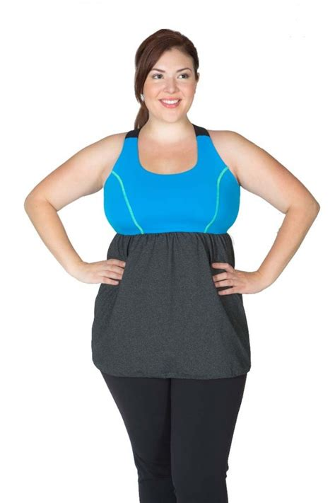 LOLA GETTS ACTIVE PLUS SIZE WORKOUT GEAR   Stylish Curves